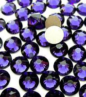 Камни Сваровски Purple Velvet  ss5(1.7-1.8mm) Упаковка 50шт