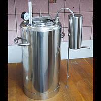 Домашний автоклав Люкс-21, дистиллятор, очистка воды, материал - нержавейка