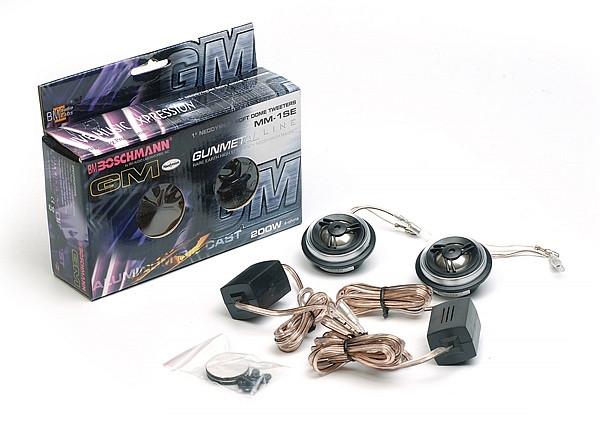 Автомобільний твітер Boschmann MM-1SE пищалка автомобільна комплект твіттера кросовер в машину