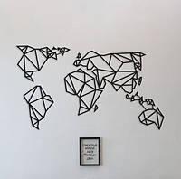 Map Earth