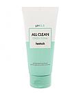 Мягкая очищающая пенка для лица Heimish All Clean Green Foam PH-5. 5 150ml, фото 2