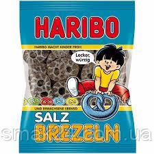 Желейные конфеты Haribo  Salzbrezeln Германия 200г