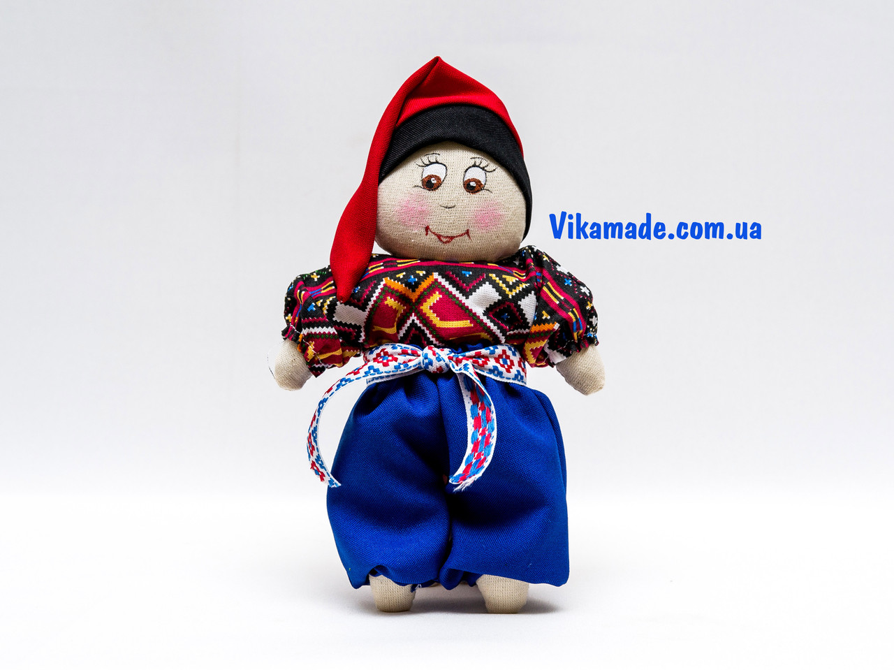 Кукла Украинка, малая мальчик