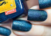 Лак для ногтей Konad Jeans - Mid Night Blue Jeans 10 мл