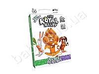 Карточная игра The ROYAL BLUFF съедобное несъедобное. DankoToys RBL-02-01U. Укр