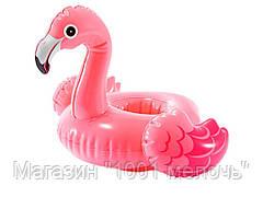 Держатель для стаканов Фламинго. Intex 57500