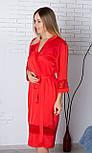 Кружевной комплект К904н Красный, фото 3
