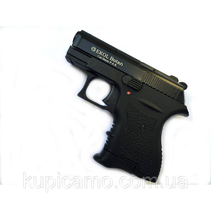 Шумовой пистолет Voltran Ekol Volga Black