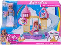 Игровой набор Barbie Челси русалочка и замок, фото 1