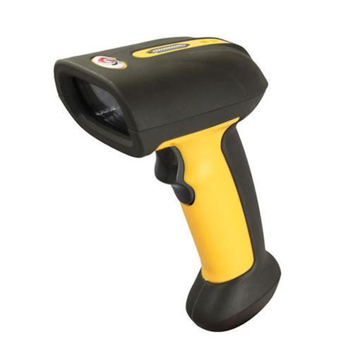 Сканер штрих-кода 1D Sunlux XL-528 USB