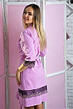 Халат MiaNaGreen Х112н Розовый, фото 8
