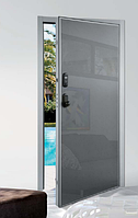Элитные  бронированные двери с электронным замком типа ELETTRA