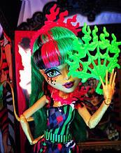 Кукла Monster High Джинафаер Лонг (Jinafire Long) Фрик Ду Чик Монстер Хай Школа монстров