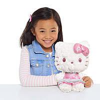 Мягкая игрушка Hello Kitty 45th Anniversary Deluxe Plush