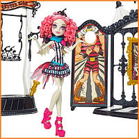 Кукла Monster High Рошель Гойл (Rochelle Goyle) из серии Freak du Chic Монстр Хай