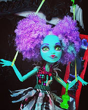 Кукла Monster High Хани Свомп (Honey Swamp) Фрик Ду Чик Монстер Хай Школа монстров