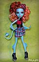 Кукла Monster High Лорна МакНесси (Lorna McNessie) из серии Monster Exchange Program Монстр Хай, фото 8