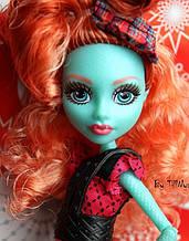 Кукла Monster High Лорна МакНесси (Lorna McNessie) Монстры по обмену Монстер Хай Школа монстров