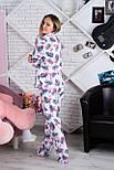 Пижама фланелевая П904 Фламинго, фото 3
