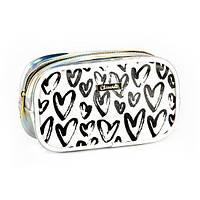 Женская Косметичка Hearts 21 х 12,5 х 6,5 см. (123182)
