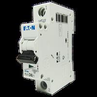 Автоматический выключатель 1-фазный PL4 Eaton 40 Ампер, тип «C»