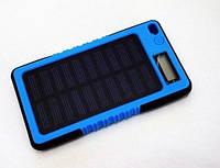 Power Bank Solar KVP 20000 mAh c дисплеем прямоугольный, синий