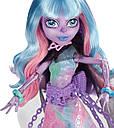 Лялька Monster High Рівер Стікс (River Styxx) з серії Haunted Student Spirits Монстр Хай, фото 3