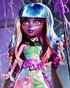 Лялька Monster High Рівер Стікс (River Styxx) з серії Haunted Student Spirits Монстр Хай, фото 6