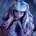 Кукла Monster High Ривер Стикс (River Styxx) из серии Haunted Student Spirits Монстр Хай, фото 7