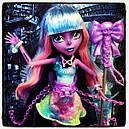 Лялька Monster High Рівер Стікс (River Styxx) з серії Haunted Student Spirits Монстр Хай, фото 8