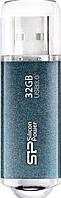 Флешка Flash Drive Silicon Power Marvel M01 32Gb USB 3.0 Blue