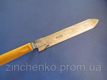 """Пчеловодный нож """"Jero"""" 280мм, пластмассовая ручка двухсторонний"""