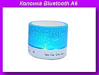 Мобильная колонка Bluetooth A6,Портативная Bluetooth колонка!Лучший подарок, фото 1