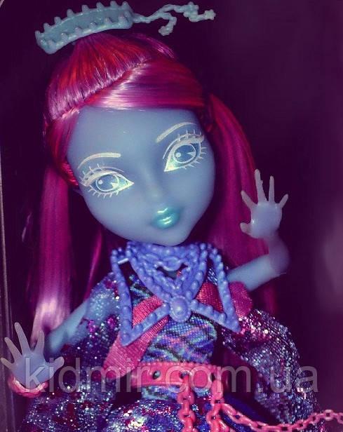 Кукла Monster High Киёми Хонтерли (Kiyomi Haunterly) из серии Haunted Student Spirits Монстр Хай