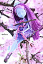Кукла Monster High Киёми Хонтерли (Kiyomi Haunterly) из серии Haunted Student Spirits Монстр Хай, фото 4