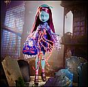 Кукла Monster High Киёми Хонтерли (Kiyomi Haunterly) из серии Haunted Student Spirits Монстр Хай, фото 5