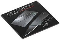 Раскладной Нож в УПАКОВКЕ Кредитка Визитка Card-Sharp!Лучший подарок, фото 1