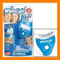 Отбеливание зубов отбеливатель White Light Tooth ENG! Лучший подарок, фото 1