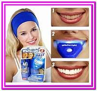 Отбеливание зубов отбеливатель White Light 3D! Лучший подарок, фото 1