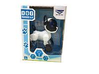 Интерактивная игрушка Собака-робот сенсор звук свет Китай SY6898B-2