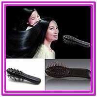 Расческа-вибромассажер массажная Massage Hair Brush RM 709! Лучший подарок, фото 1