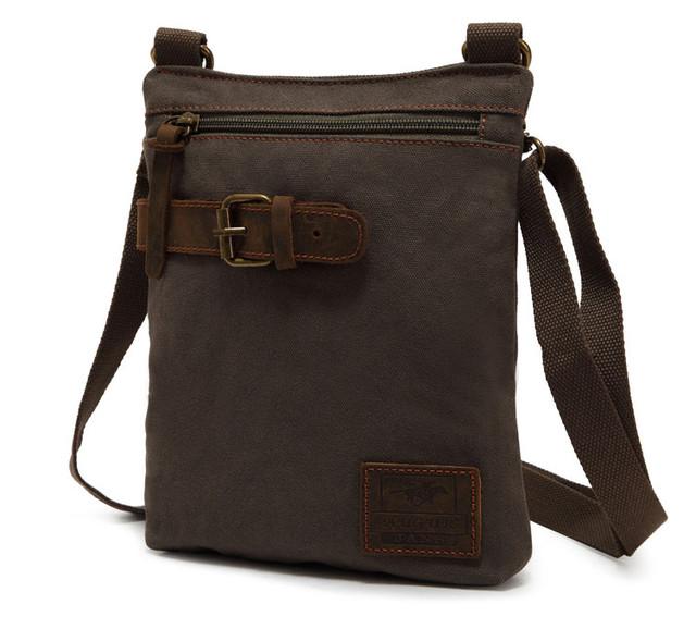 Мужская сумка Augur вид спереди