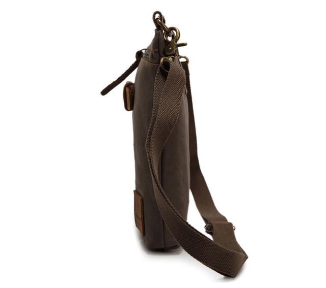 Мужская сумка Augur вид сбоку