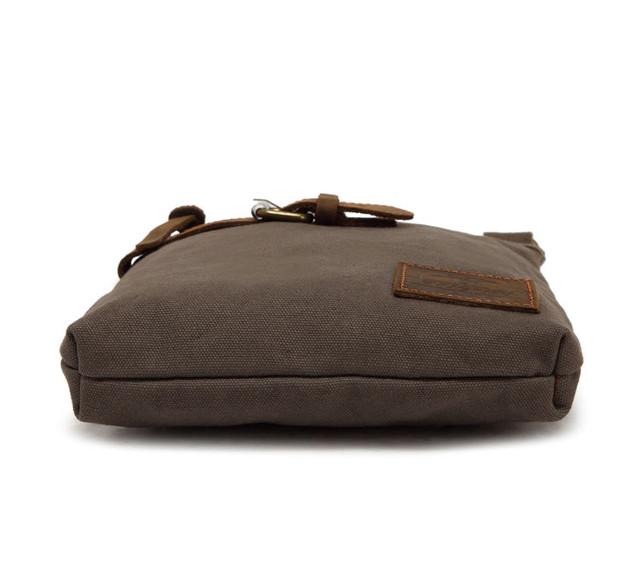 Мужская сумка Augur вид снизу