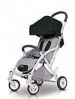 Детская прогулочная коляска EasyGo Minima Plus, черная (9363)