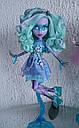 Лялька Monster High Твайла (Twyla) з серії Haunted Getting Ghostly Монстр Хай, фото 8