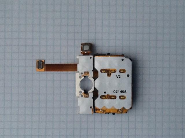 Клавиатурный модуль Sony Ericsson K810