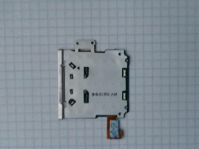 Клавіатурний модуль Sony Ericsson W660