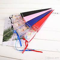 Идеальный подарок женщине на праздник - Роза подарочная в упаковке Beauty Life