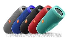 Портативна бездротова Bluetooth колонка Charge 3 вбудований Power Bank, фото 3